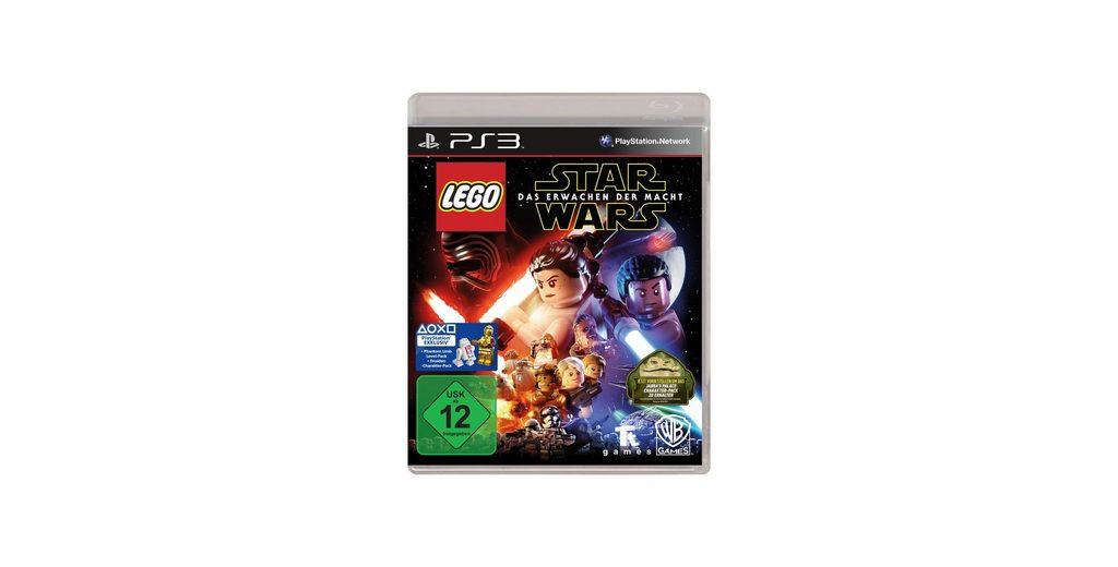Warner Games Playstation 3 - Spiel »LEGO Star Wars: Das Erwachen der Macht«