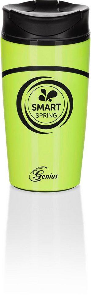 Genius® Thermobecher, 300 ml, »Smart Spring« in hellgrün
