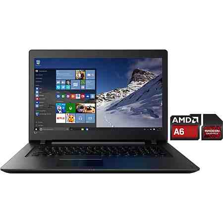 Lenovo 110-17ACL Notebook, AMD Quad-Core, 43,9 cm (17,3 Zoll), 1000 GB Speicher, 8192 MB DDR3L