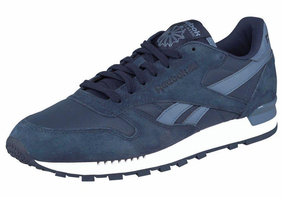 Reebok »Classic Leather Clip Ele« Sneaker in dunkelblau