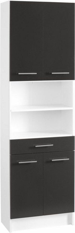 hochschrank schildmeyer sellin breite 60 cm mit 2 gro en f chern online kaufen otto. Black Bedroom Furniture Sets. Home Design Ideas