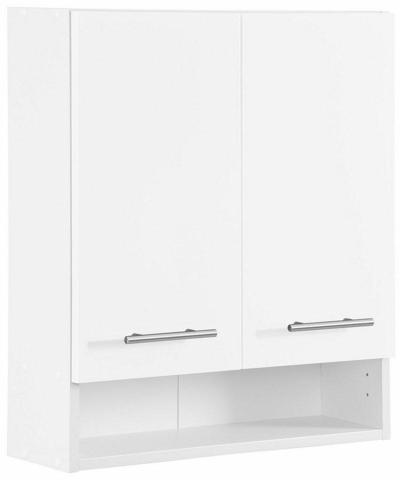 Hängeschrank, Schildmeyer, »Sellin«, Breite 60 cm in weiß-weiß