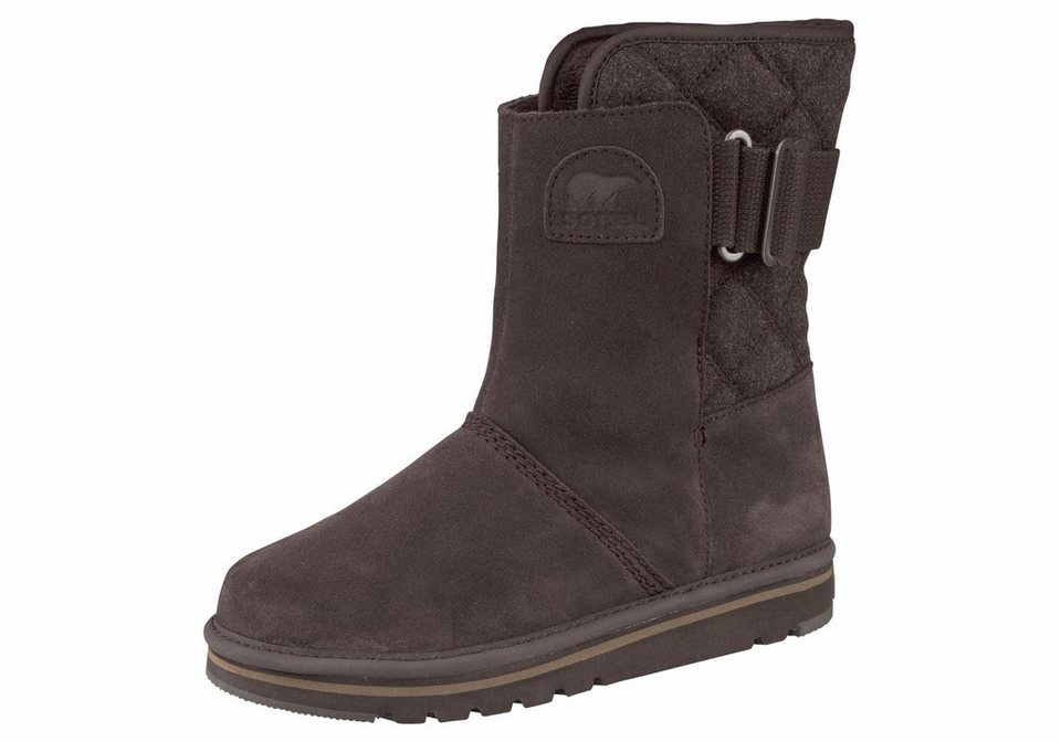 Sorel Newbie Winterstiefel in braun