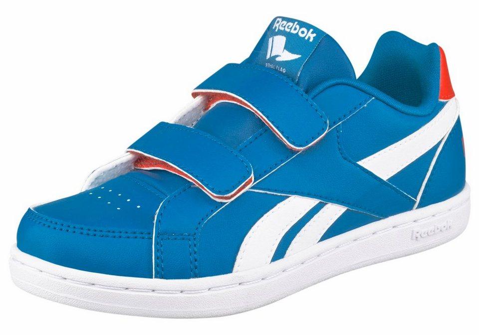 Reebok »Royal Prime Alt« Sneaker in blau-orange-weiß