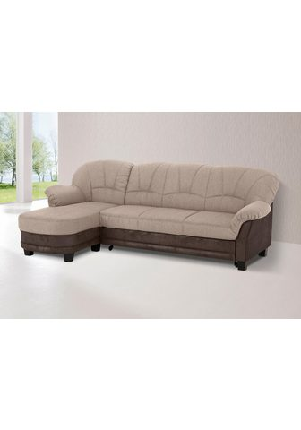 HOME AFFAIRE Kampinė sofa »Camelita«
