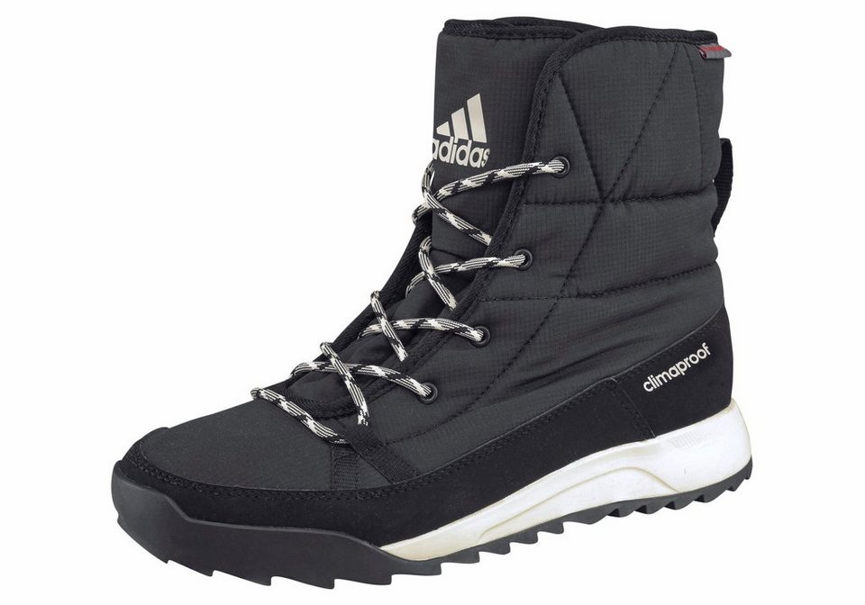 adidas Performance »CW Choleah Padded CP« Outdoorwinterstiefel in schwarz