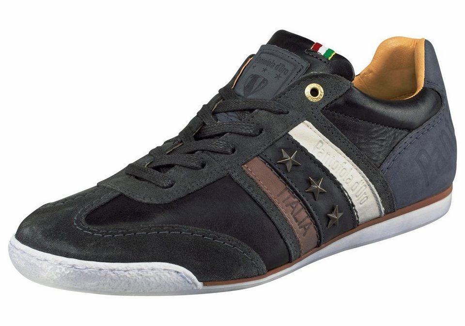 Pantofola d´Oro »Ascoli Low« Sneaker in schwarz