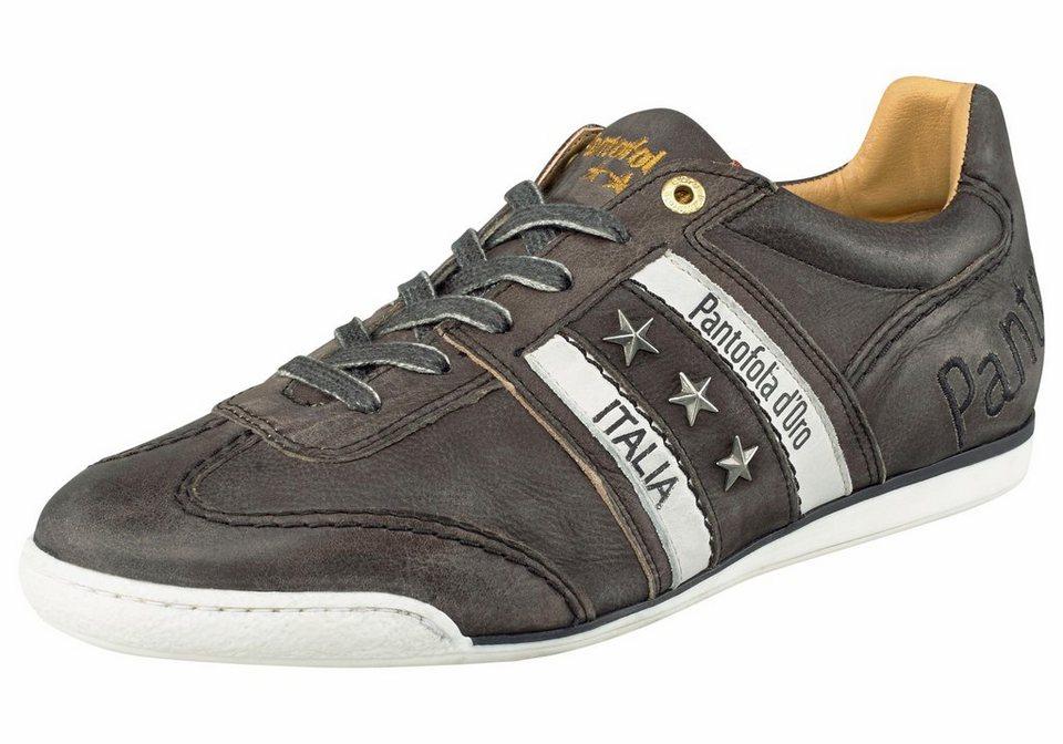 Pantofola d´Oro »Ascoli Vintage Low« Sneaker in schwarz