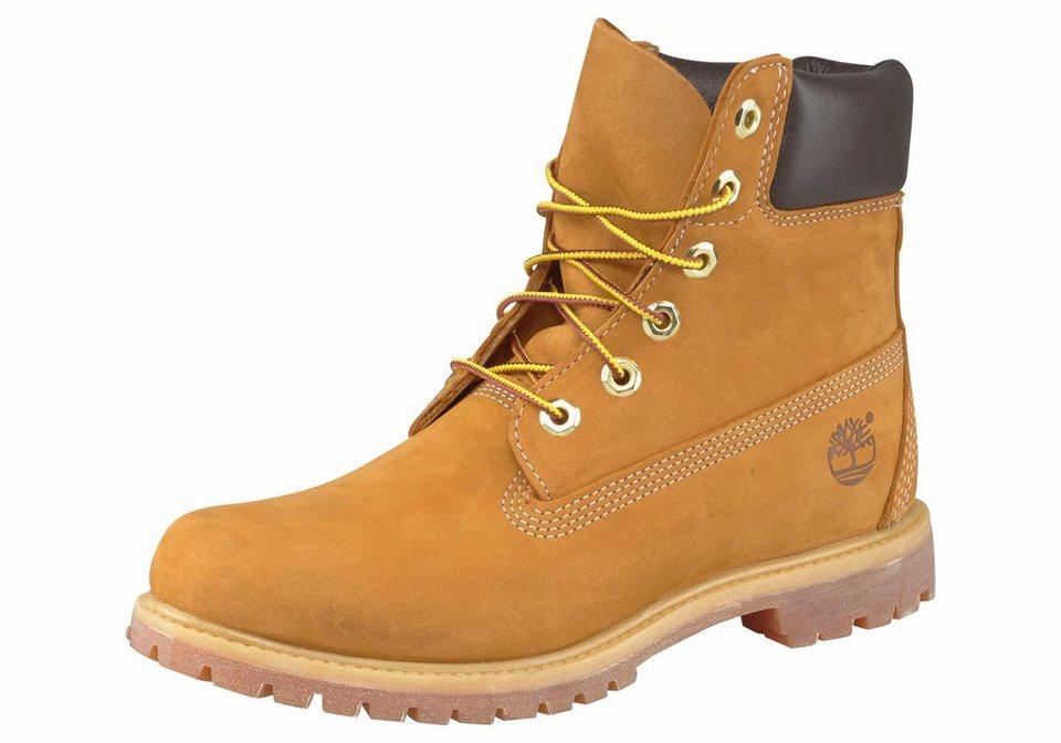 Timberland »6 Inch Premium Boot W« Winterstiefel in beige