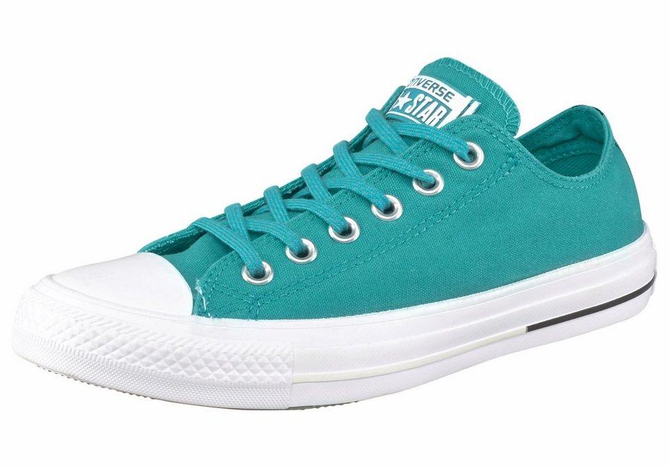 Converse »Chuck Taylor All Star Shield Canvas Ox« Sneaker in grün