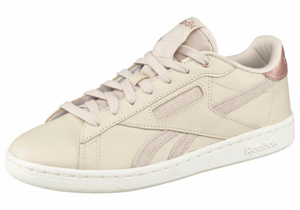 Reebok »NPC UK Metallic« Sneaker in beige