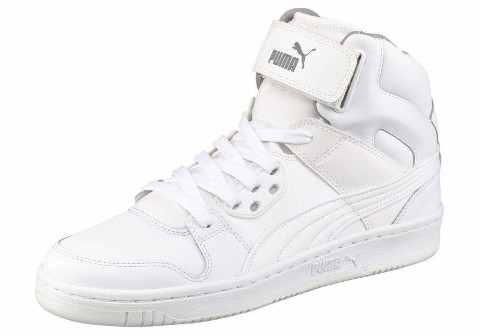 PUMA »PUMA Rebound Street L« Sneaker in weiß