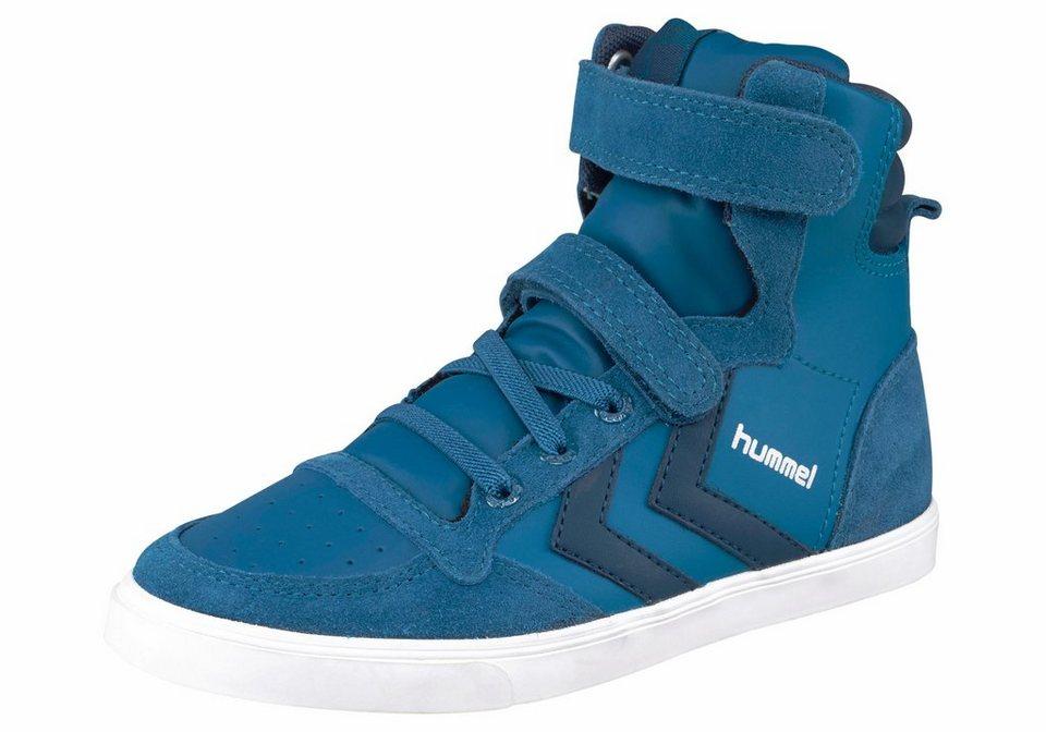Hummel »Slimmer Stadil Sneaker Junior« Sneaker in grün