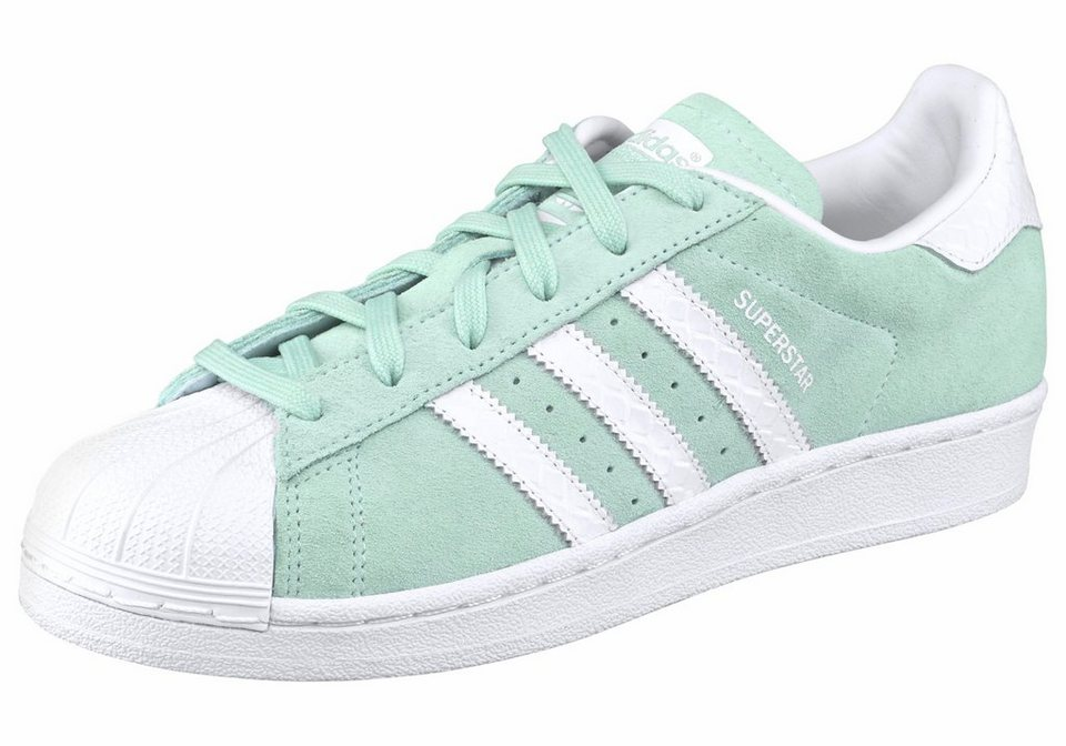 adidas Originals »Superstar W« Sneaker in mint
