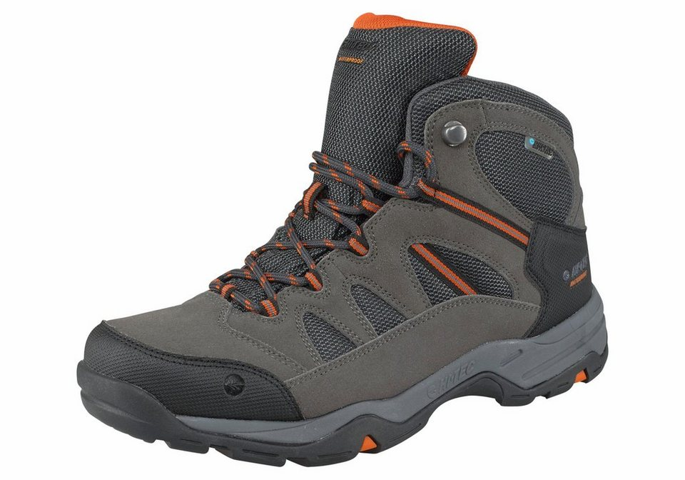 Hi-Tec »Bandera II Mid WP« Outdoorschuh in grau
