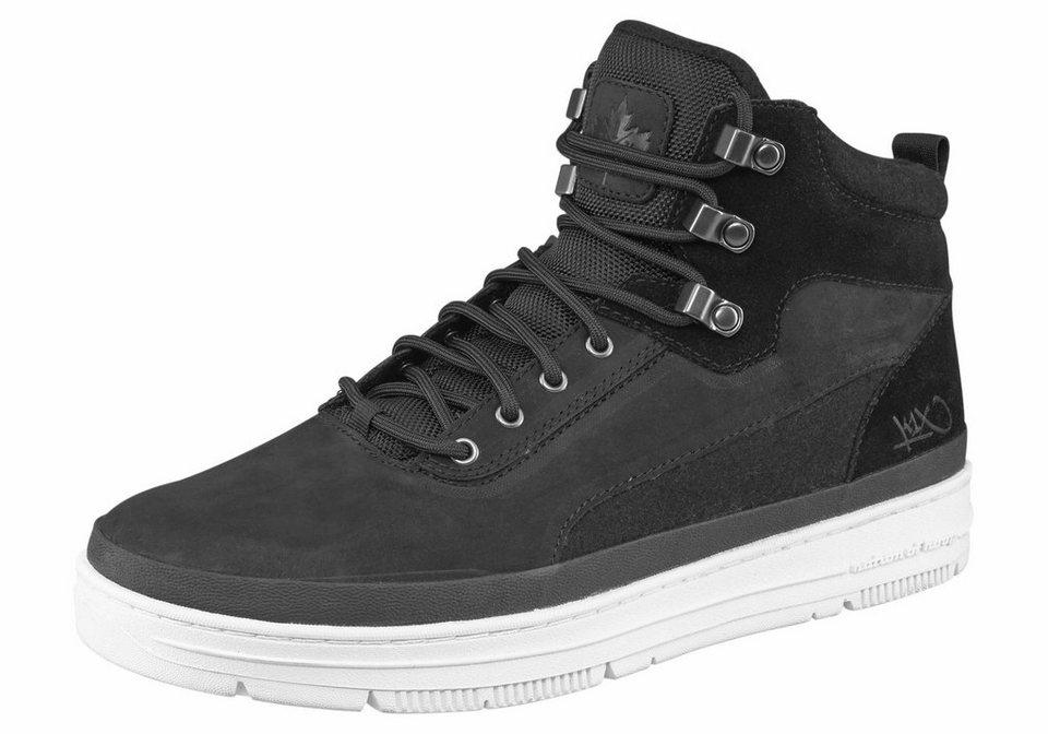 K1X »GK3000« Stiefel in schwarz