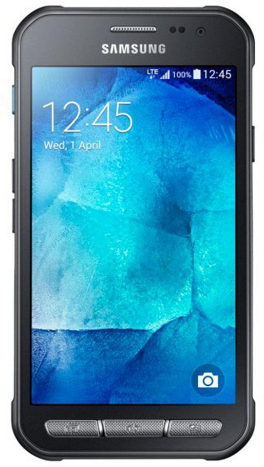 Samsung Galaxy Xcover 3 VE Smartphone, 11,4 cm (4,5 Zoll) Display, LTE (4G), Android 4.4 in silberfarben