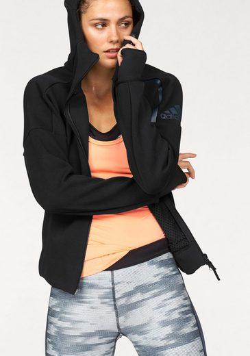 Adidas Performance Hooded Sweat Jacket Hoodie Zne