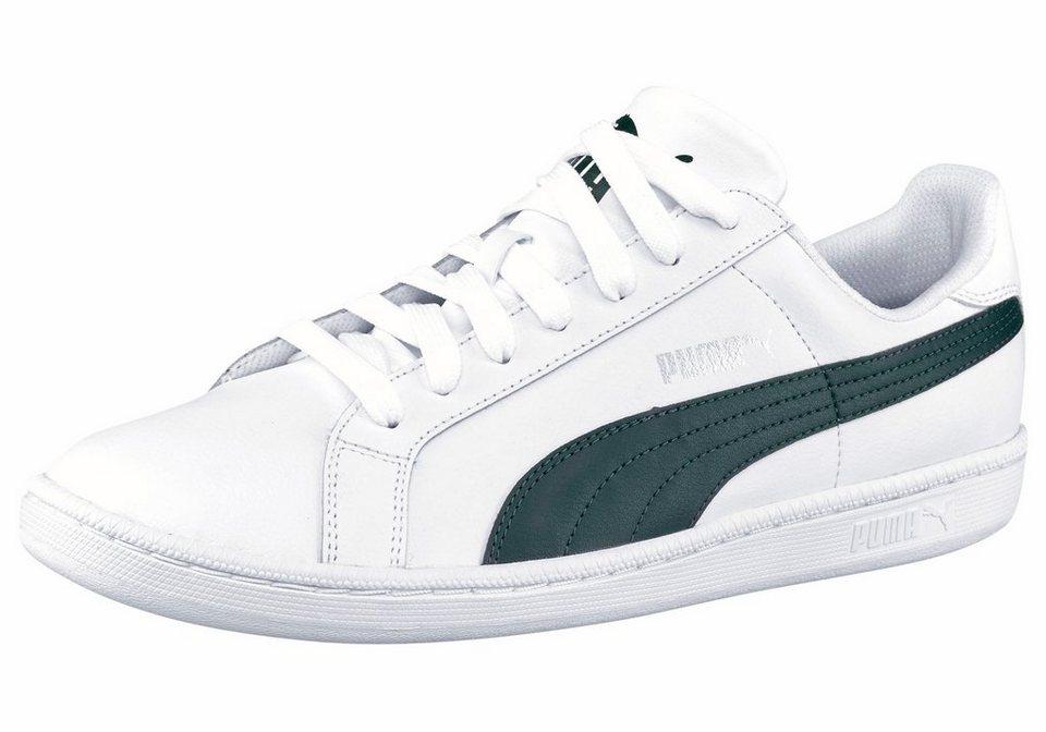PUMA »PUMA Smash L« Sneaker in weiß-anthrazit