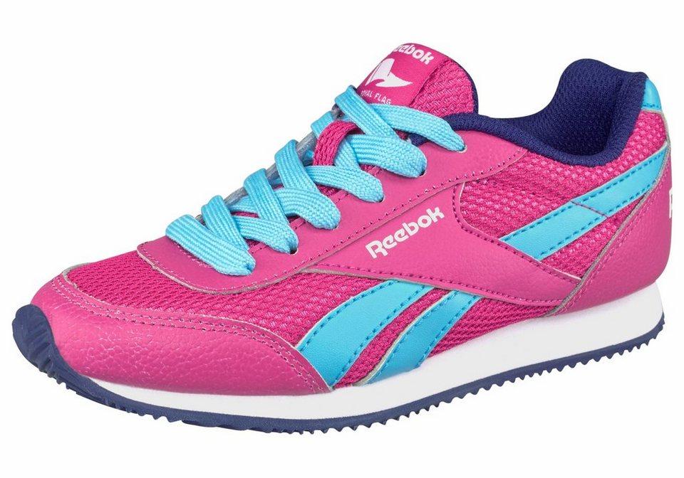 Reebok »Royal Classic Jog2 W« Sneaker in pink-türkis