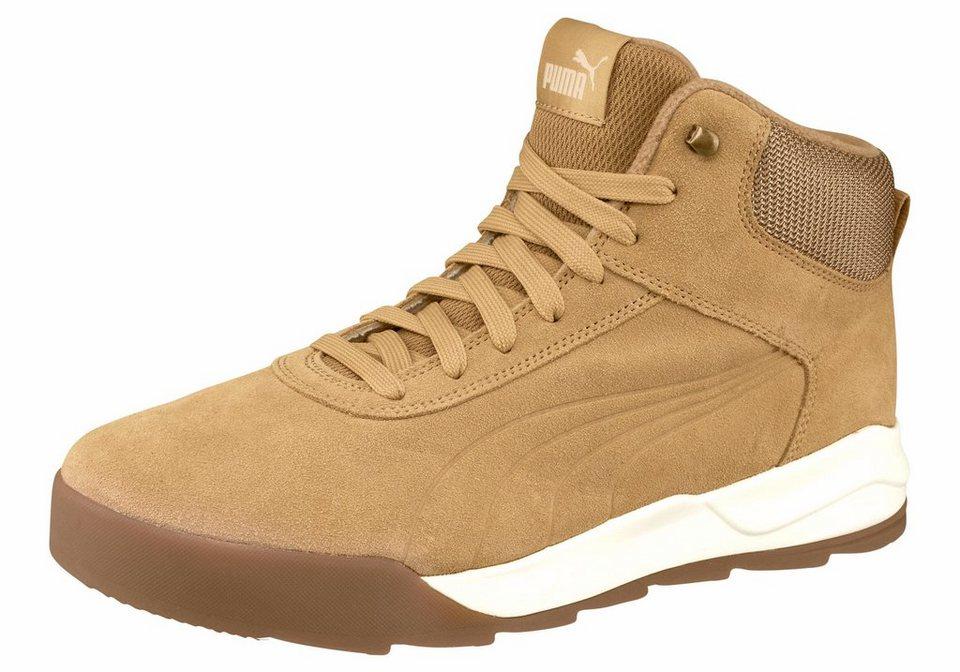 PUMA »Desierto Sneaker« Sneaker in beige