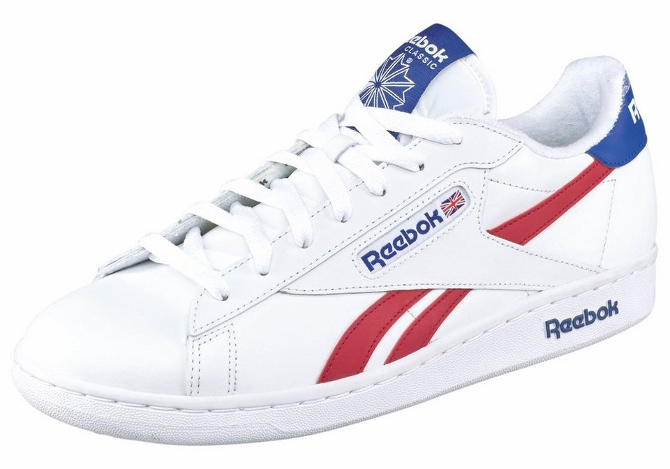 Reebok »NPC UK RETRO« Sneaker in weiß