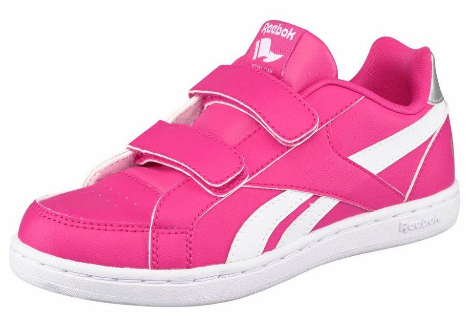 Reebok »Royal Prime« Sneaker in pink-weiß