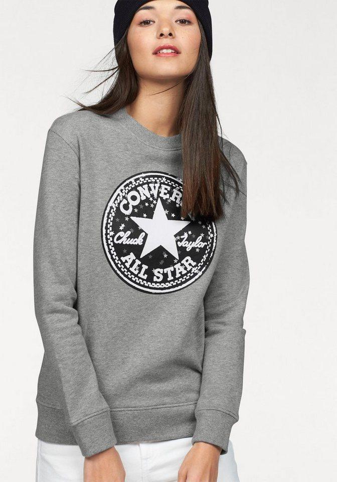 Converse Sweatshirt in grau