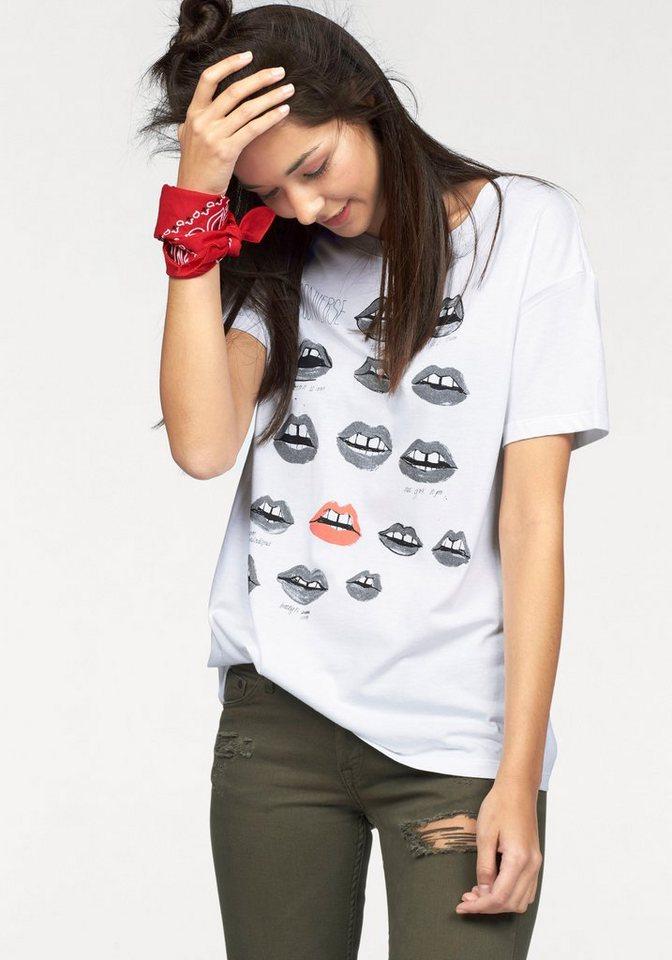 Converse T-Shirt in bedruckt