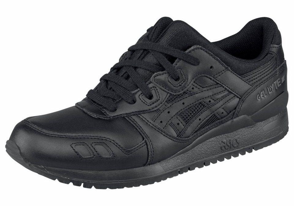 Asics »Gel Lyte III« Sneaker in schwarz