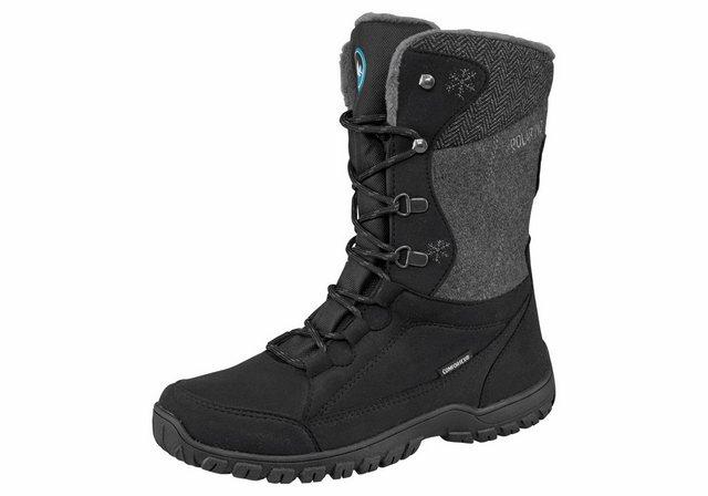 Polarino »Boot Elin« Outdoorwinterstiefel | Schuhe > Outdoorschuhe > Outdoorwinterstiefel | Polarino