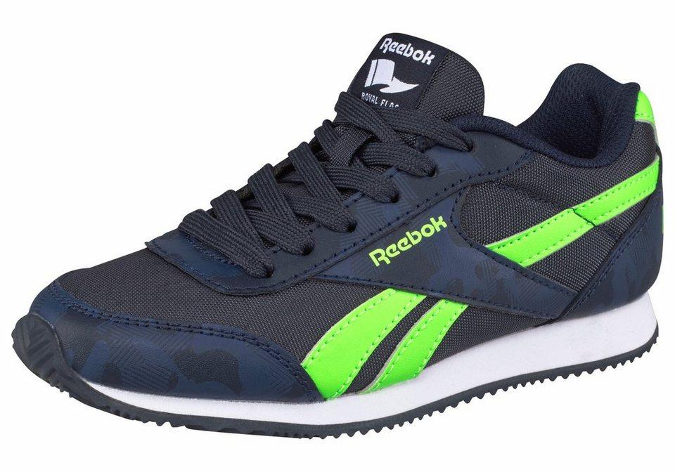Reebok »Royal Classic Jog2« Sneaker in marine-grün