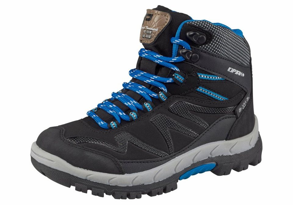 Icepeak »Wright Junior« Outdoorschuh in schwarz