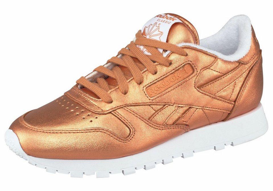 Reebok »Classic Leather Spirit« Sneaker in kupfer