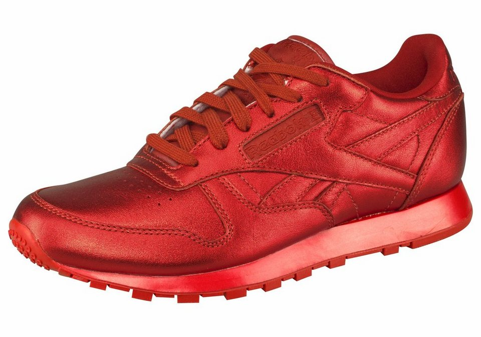 Reebok »Classic Leather Face Fashion« Sneaker in rot