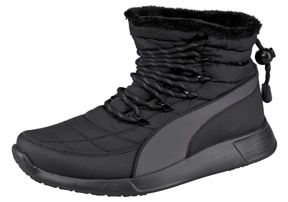 PUMA »ST Winter Boot Wns« Stiefel in schwarz