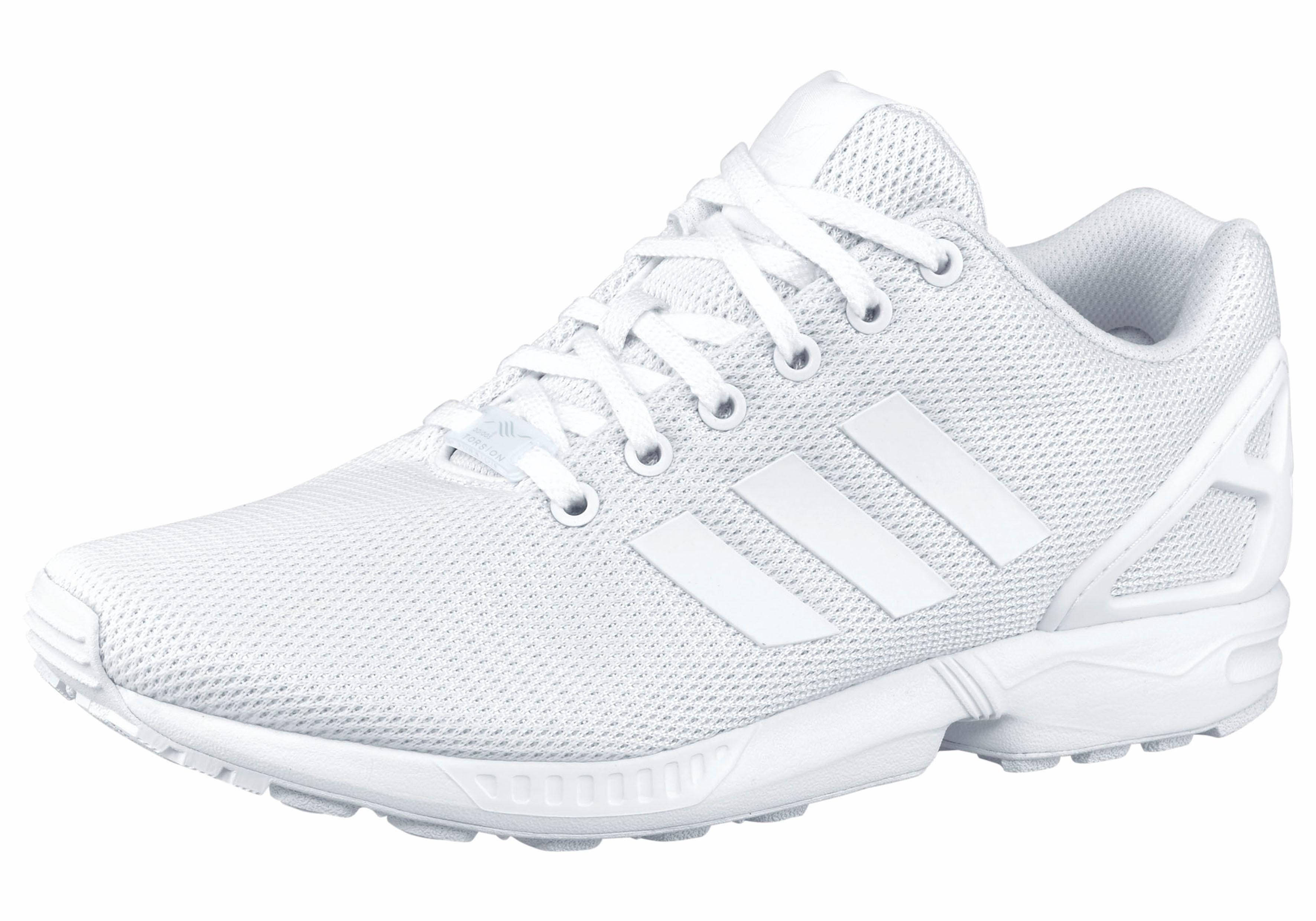 adidas Originals ZX Flux Sneaker online kaufen  weiß-weiß
