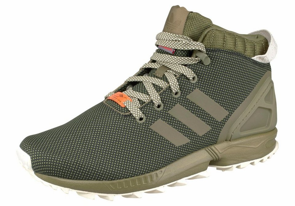 adidas Originals »ZX Flux 5/8 TR« Sneaker in khaki