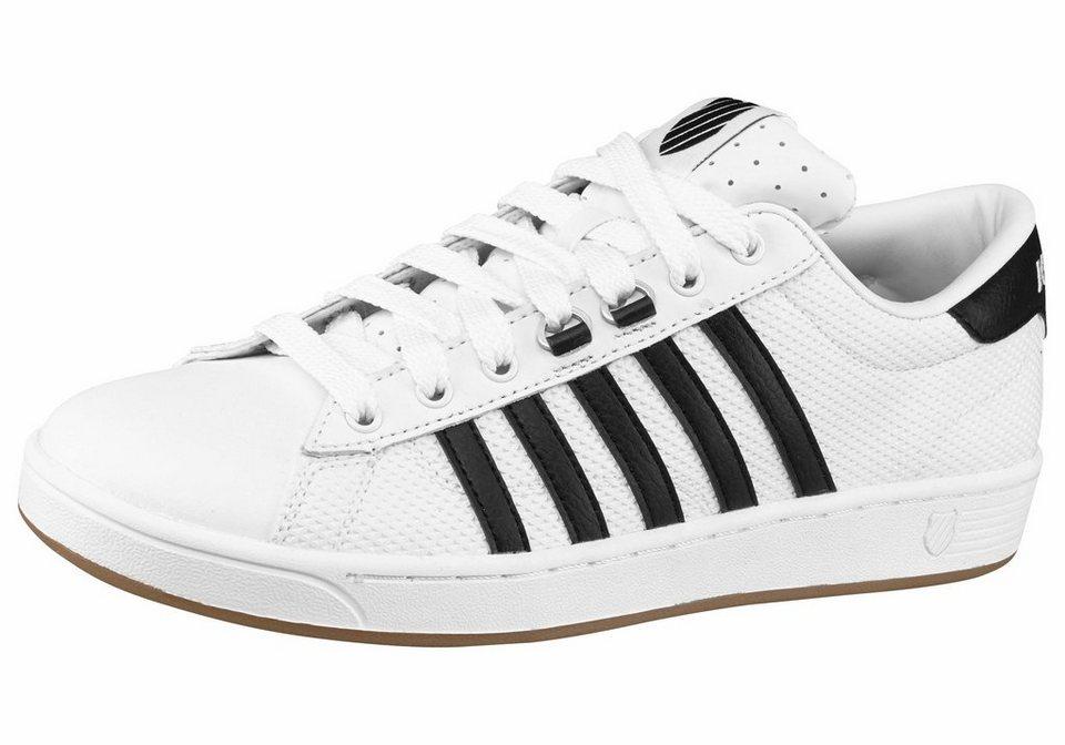 K-Swiss »Hoke EQ CMF« Sneaker in weiß-schwarz