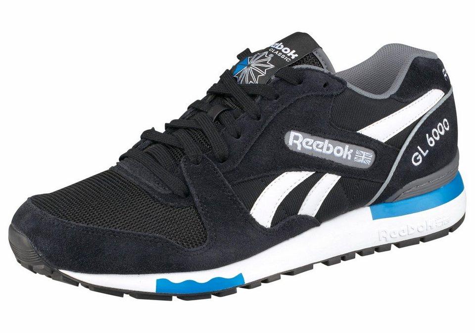 Reebok »GL 6000 PP« Sneaker in schwarz