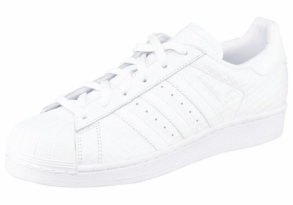 adidas Originals »Superstar W« Sneaker in weiß