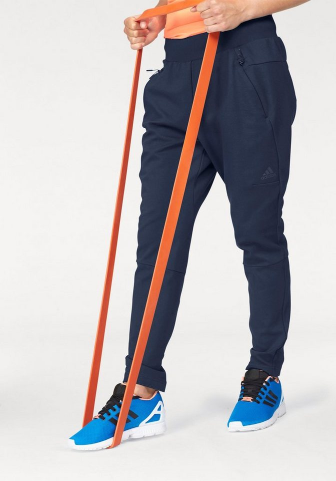 adidas Performance Sporthose »Z.N.E. TAPPERED PANT« in marine