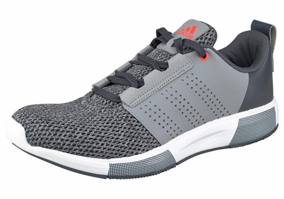 adidas Performance »Madoru 2 M« Laufschuh in schwarz-grau