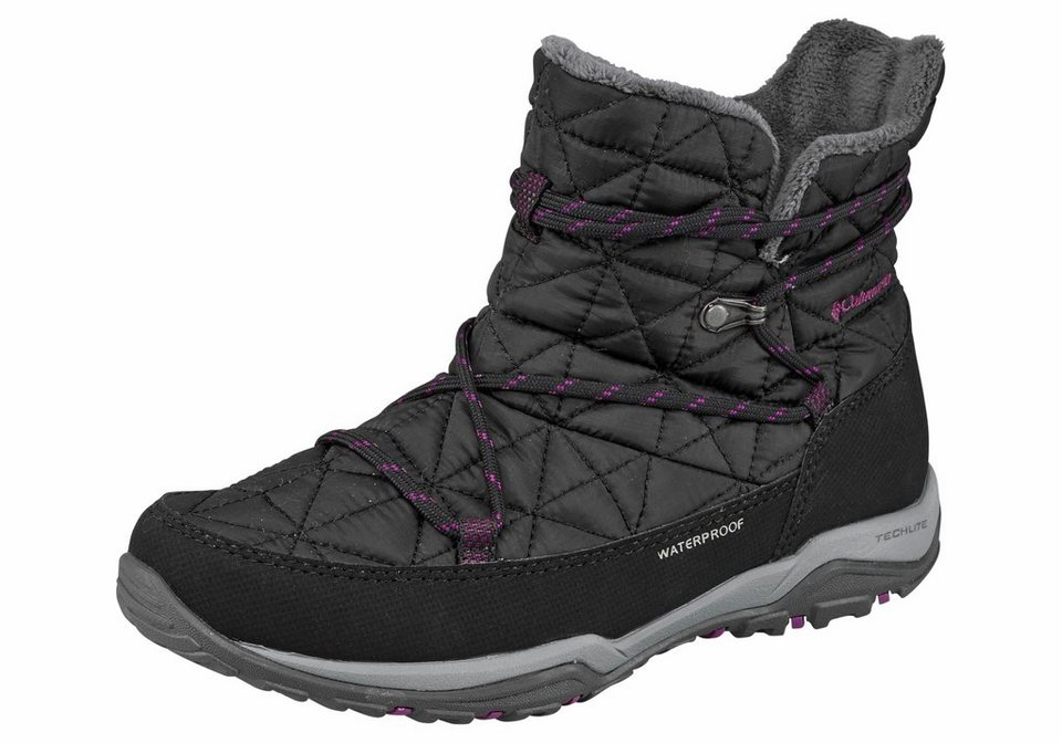 Columbia »Loveland Shorty Omni-Heat« Outdoorschuh in schwarz