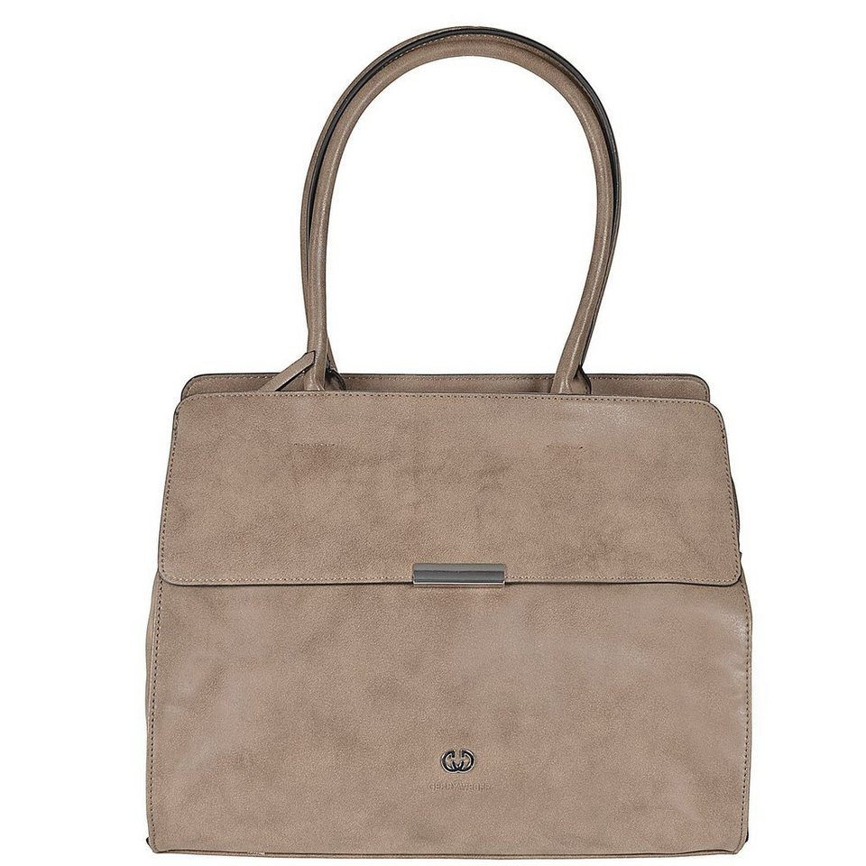 Gerry Weber Soft Breeze Shopper Tasche 37 cm in grey