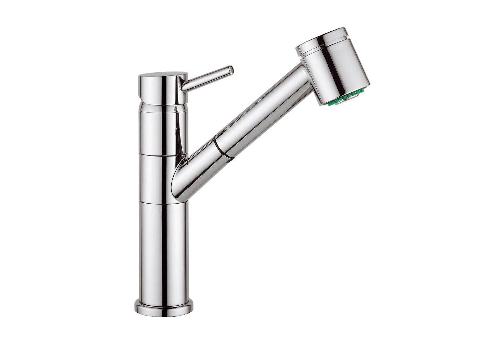 Spültischaramtur mit Geschirrbrause »Design« für Hochdruck