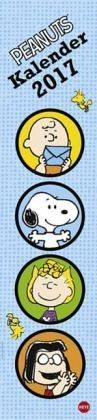 Kalender »Peanuts Superlong - Kalender 2017«
