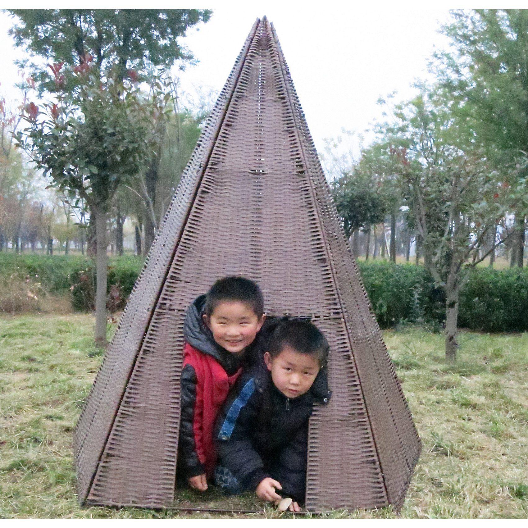 Eduplay Indianerzelt - Woven Teepee