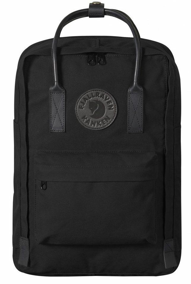 """FJÄLLRÄVEN Sport- und Freizeittasche »Kanken No.2 Laptop 15"""" Backpack« in schwarz"""