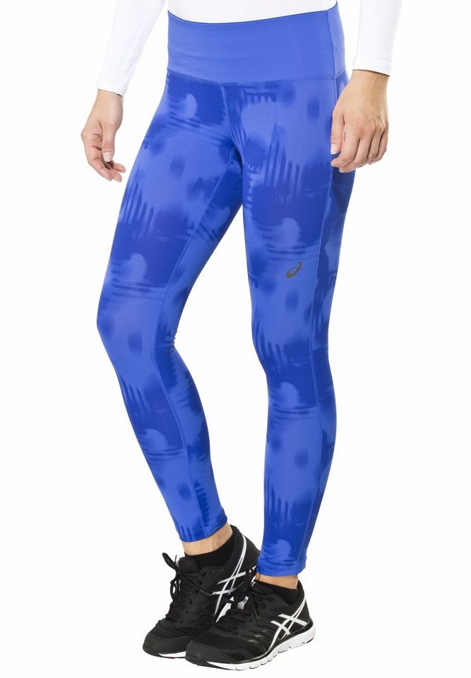 asics Jogginghose »fuzeX 7/8 Tight Women« in blau
